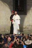Italy,Papa Francesco Stock Image