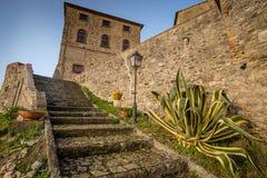 Italy, Tuscany, Montegemoli Stock Photography