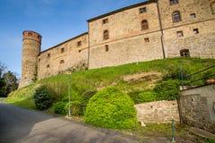 Italy, Tuscany, Montegemoli Royalty Free Stock Image