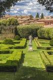 Italy, Tuscany region, San Quirico Stock Image