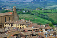 Italy, Tuscany Royalty Free Stock Photo