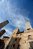 Italy, Tuscany. San Gimignano Stock Photos