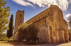 Free Italy, Tuscany- Sept 27, 2019:  Abbey Of Sant`Antimo Stock Photos - 169088633