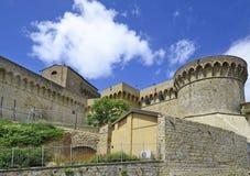 Italy, Tuscany, Volterra Stock Photo