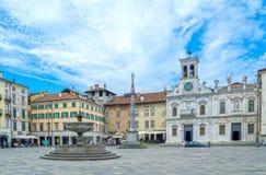 italy Udine obrazy stock