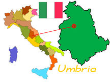 Italy, Umbria Stock Photo