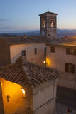 Italy,Umbria,Alviano castle. royalty free stock photo