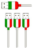 Italy usb Stock Images
