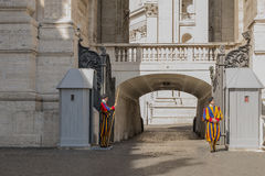 Italy vatican A residência do papa Imagem de Stock