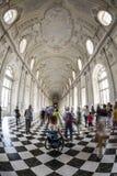 Italy - Venaria Reale Stock Photo