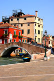 Italy. Venetian  architecture Royalty Free Stock Image