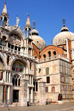 Italy. Venetian  Bazilica San Marko Stock Photo