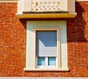 italy venetian stora w Europe starej architekturze i gr Obraz Royalty Free