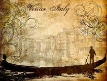 italy venice stock illustrationer