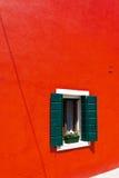 Italy, Venice. Burano Island Royalty Free Stock Images