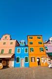 Italy Venice Burano island Royalty Free Stock Images