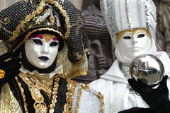 Italy,Venice carnival. Italy,Venice, Carnival masks in and around the city of Venice royalty free stock photography