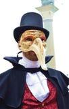 Italy Venice Carnival masks Royalty Free Stock Photo