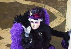 Italy Venice Carnival masks Royalty Free Stock Photography