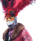 Italy Venice Carnival masks Royalty Free Stock Images