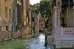 Italy, Venice city life Royalty Free Stock Images