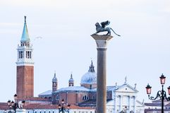 Italy. Venice. City view Royalty Free Stock Photography