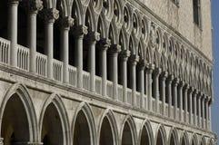 Italy, Venice, doges palace Stock Photography