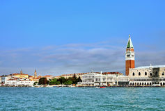 Italy. Venice. Grand and small canals and architecture royalty free stock image