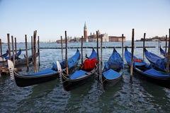 Italy, Venice, San Giorgio Maggiore Stock Photography