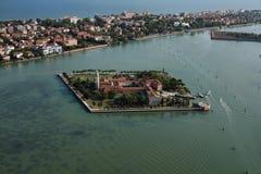 Italy, Venice, San Lazzaro degli Armeni Island Royalty Free Stock Image