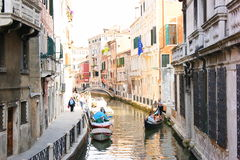 Italy, Venice, travel. General views of the city of Venice Royalty Free Stock Images