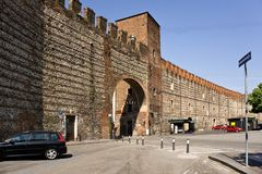 Italy, Verona. Fortifications Royalty Free Stock Images
