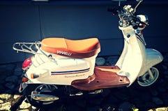 Italy vespa. Vespa, italy, moped Stock Images