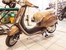 Italy vespa Stock Image