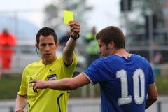 Italy vs Switzerland - FIFA Under 20 Royalty Free Stock Image