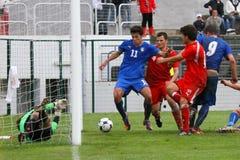 Italy vs Switzerland - FIFA Under 20 Stock Photography