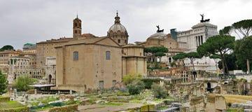 italy widok Rome obrazy royalty free