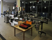 Italy: winemaking (Chianti) Royalty Free Stock Image