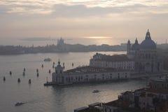 italy zmierzch Venice Fotografia Stock