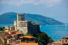 Italyan sea Stock Photo