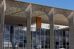 Itamaraty Building Brasilia Stock Image