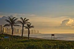 Itaparica strand arkivbilder