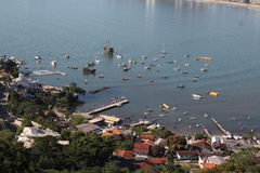 Itapema - Santa Catarina - Brasil imagens de stock