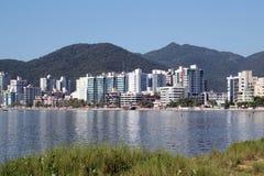 Itapema - Santa Catarina - Brasil imagens de stock royalty free