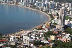 Itapema - Santa Catarina - Brazil. Beautiful beach in southern brazil Royalty Free Stock Image