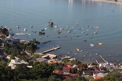 Itapema - Santa Catarina - Brazil. Beautiful beach in southern brazil Stock Images