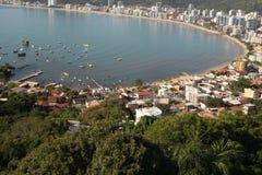 Itapema - Santa Catarina - il Brasile Immagine Stock Libera da Diritti