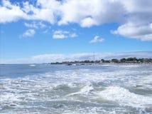 Itapoa,圣卡塔琳娜州 在巴西南部 库存图片