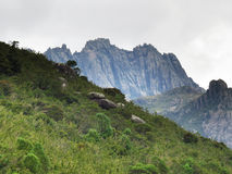 Itatiaia nationalpark Royaltyfri Foto