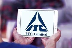 ITC Firma Limitowany logo Zdjęcie Stock